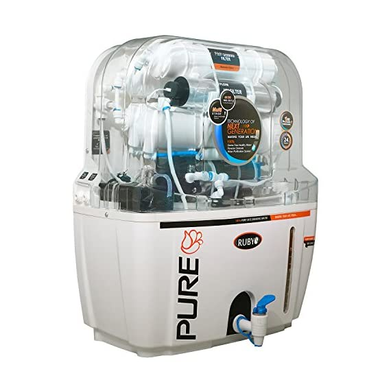 Ruby Economical Ro+ Uv+Tds Controller Multi Stage Water Purifier 2