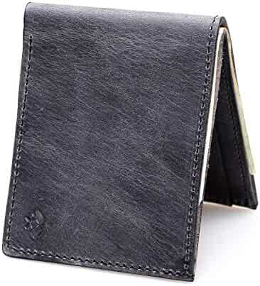 f6d6c295ba Bifold Leather Wallet For Men | Made in USA | Mens Bifold Wallets |  American Made