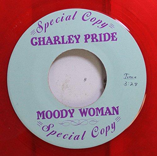 Charley Pride - Charley Pride 45 Rpm Moody Woman  Moody Woman - Zortam Music