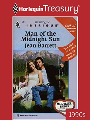 book cover of Man of the Midnight Sun