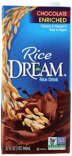 (Dream Rice Drink - Enriched Chocolate - 32 oz)