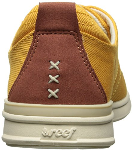 Basses Us6 Femme Reef Sneakers Moutarde Rover Low Marron trRqqwOUn