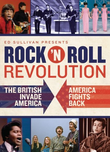 Ed Sullivan Presents: Rock 'N' Roll Revolution [DVD] (The Best Of The Ed Sullivan Show)