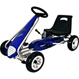 Kiddi-o by Kettler Pole Position Racer Pedal Car/Go Kart, Youth Ages 3+