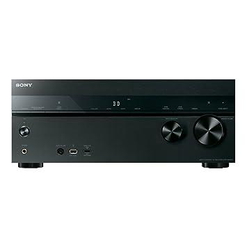 Sony - Receptor AV (7.2 canales, Envolvente, 6,3 mm, Terminales de abrazadera, AAC,AIFF,CBR,FLAC,MP3,PCM,WAV,WMA, 2.1+EDR): Amazon.es: Electrónica