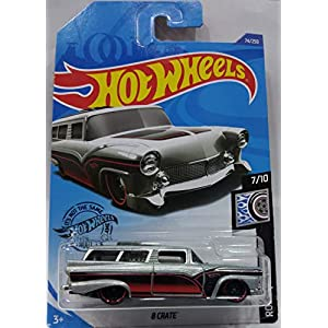 Hot Wheels 8 Crate 74/250...