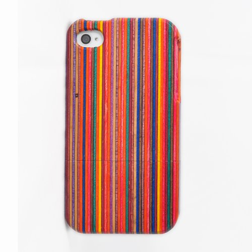 iphone 4 cases wood - 4