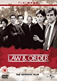 Law & Order Season 7 [DVD] by S. Epatha Merkerson