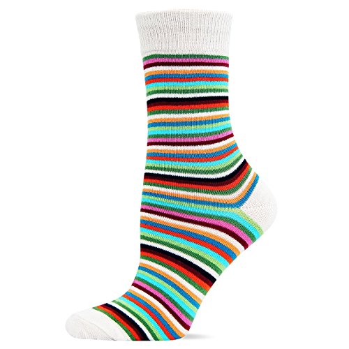Hot Sox Originals Thin Multi Stripe Trouser Sock