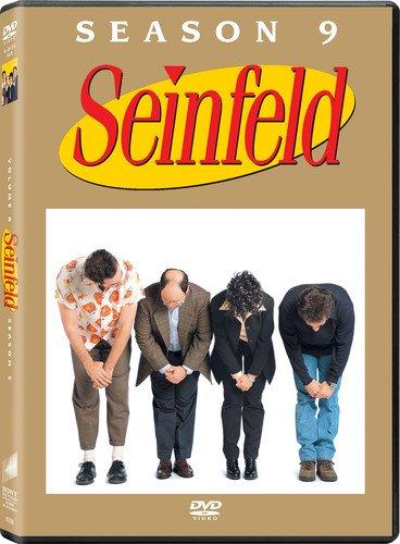 DVD : Seinfeld: The Complete Nineth Season (Boxed Set, Full Frame, 4 Disc)