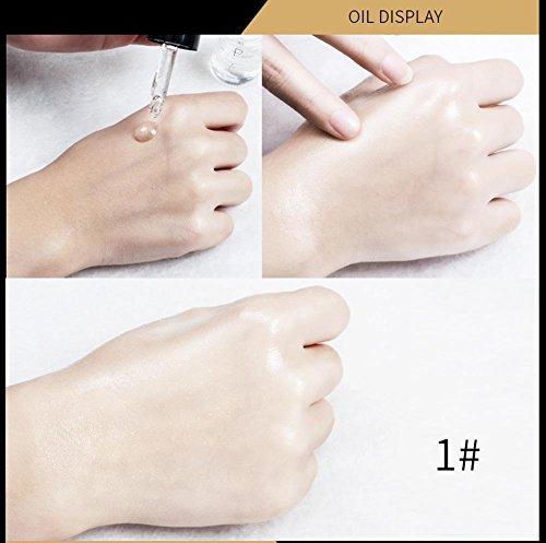 ZHUOTOP - Srum hidratante de oro de 24 quilates para esencias hidratantes y aceite, 15 ml