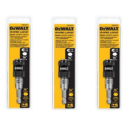 (DEWALT DW2505 Rapid Load Holder, 3 PACK )