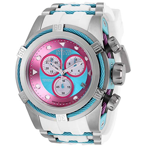 Invicta 27643 Men's Reserve Bolt Zeus Chronograph Strap Watch (Reserve Bolt Invicta Zeus)