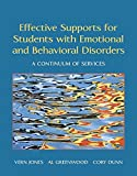 img - for Effective Supports for Students with Emotional and Behavioral Disorders: A Continuum of Services, Pearson eText with Loose-Leaf Version -- Access Card Package book / textbook / text book