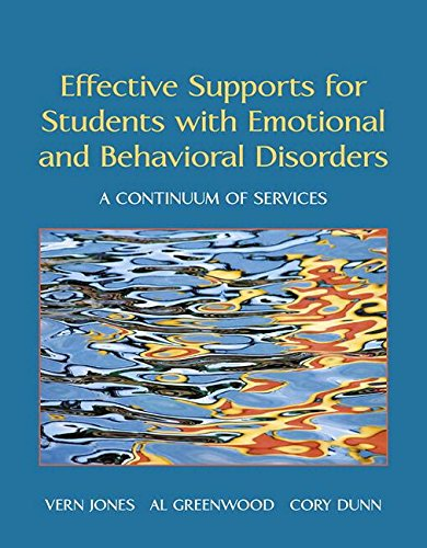 Effective Supports for Students with Emotional and Behavioral Disorders: A Continuum of Services, Pearson eText with Loose-Leaf Version -- Access Card - Student Support
