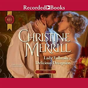 Lady Folbroke's Delicious Deception Audiobook
