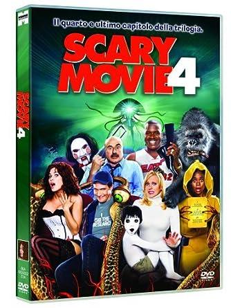 Scary Movie 4 by michael madsen: Amazon.es: michael madsen, leslie nielsen, david zucker: Cine y Series TV