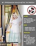 Magnetic Screen Door: Protect Yourself From Zika Virus! ★ Tough & Durable ★