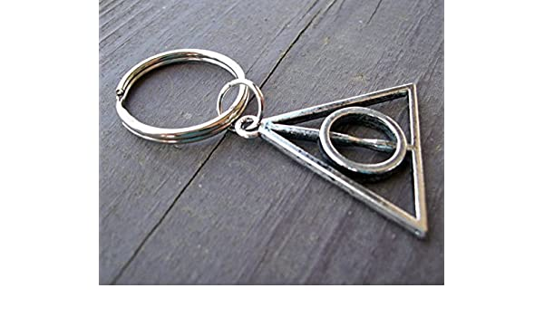 Harry Potter y las Reliquias de la muerte inspirado Plata ...