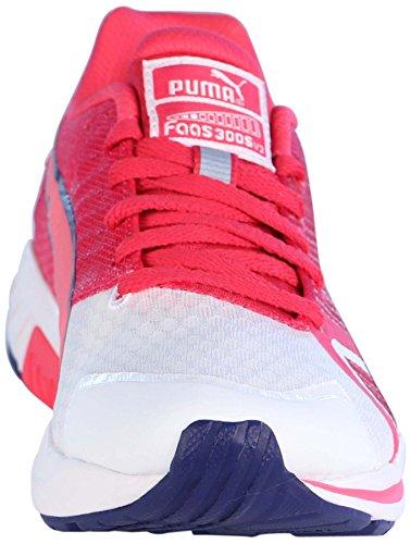 Virtuell Løpesko Hvit Faas 300 S Rosa V2 Puma Kvinners 9 Cx5SqwX0n