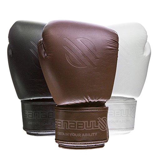 Sanabul Battle Forged Muay Thai Style Kickboxing Professional Gloves