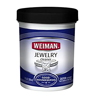 Weiman Jewelry Cleaner 7 fl oz - 6 pack