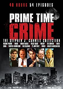 Prime Time Crime: Stephen J Cannell Collection [Reino Unido] [DVD]