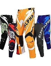 Alpha Cycle Gear Racing Pants
