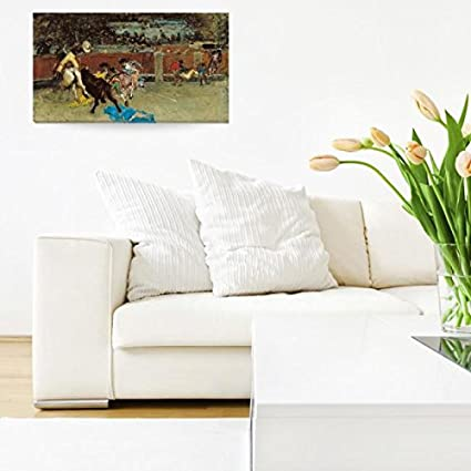 Amazon.com: Wall Art Print Entitled Maria Fortuny I Marsal ...