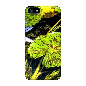 RoccoAnderson Iphone 5/5s Hybrid Cases Covers Bumper A Frog Paradise