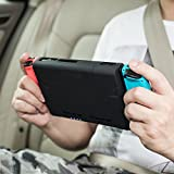 Nintendo Switch Battery Charger Case, Antank Portable Switch Backup Battery Pack 6500mAh Extended Travel Power Bank for Nintendo Switch 2017