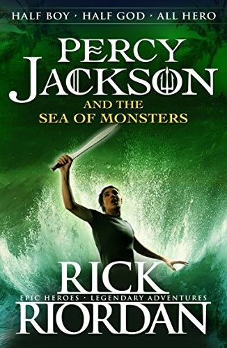 Percy Jackson and the Sea of Monsters (Book 2) (Percy Jackson And ... 768c860c80f9e