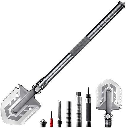 The Ultimate Survival Tool 23-in-1 Multi-Purpose Folding Shovel Original NEW