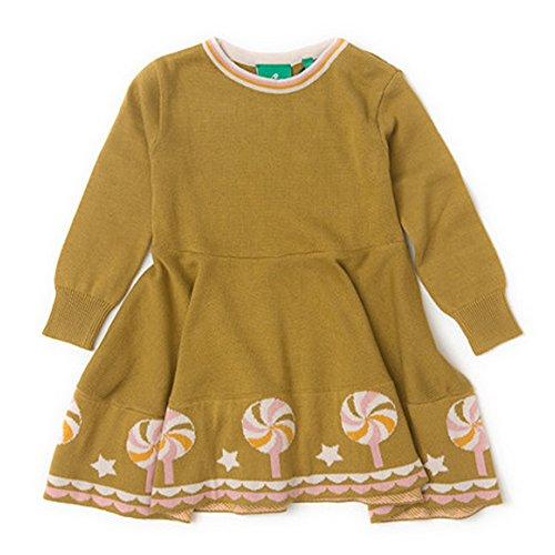 Girls-Long-Sleeve-Sweater-Tunic-Dress-100-Organic-Cotton-Knit