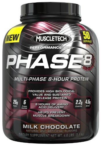 Phase8, chocolat, £ 4,6, libération prolongée de protéines