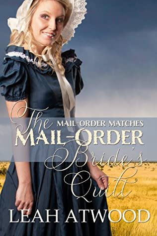 book cover of The Mail-order Bride\'s Quilt