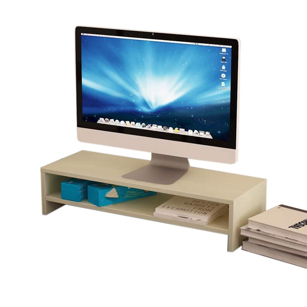 A1 JCAFA Shelves Computer Monitor Heightening Desk Combination Desk Shelf Creative Shelf Multiple Combinations (color   C1)