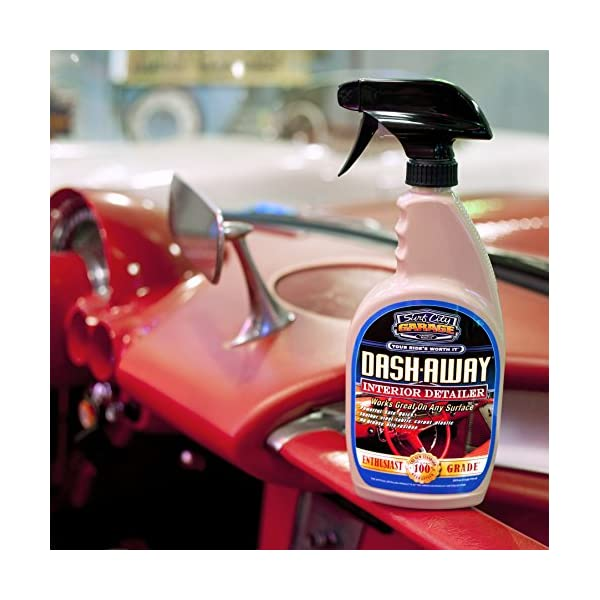 Surf City Garage 103 Dash Away Interior Detailer Spray 24 Oz