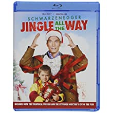 Jingle All The Way Blu-ray (2015)