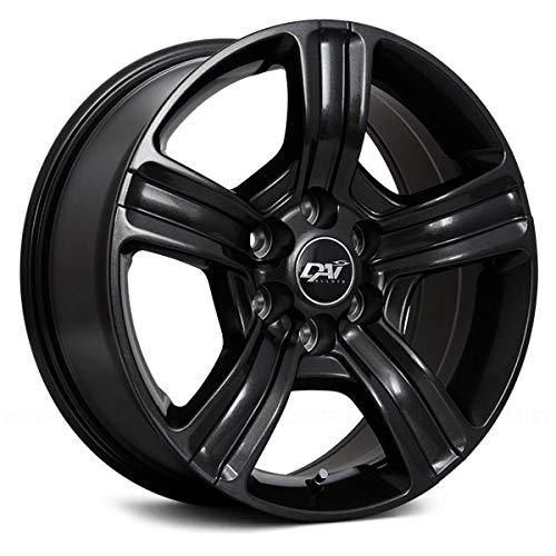 DAI Alloys Force 5 Spoke Gloss Black Wheel 17