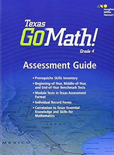 Harcourt assessment guide ebook array houghton mifflin harcourt go math texas assessment guide grade 4 rh amazon com fandeluxe Gallery