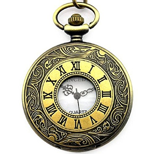 Pocket Watches Bronze Tone - 1