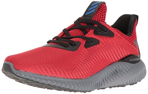 adidas scarpe nere e rosse per bambini: