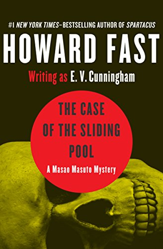 The Case of the Sliding Pool (The Masao Masuto Mysteries Book 5)