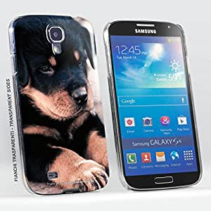 Funda Carcasa dura para Samsung Galaxy S4 - Perro Rottweiler