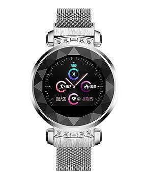 FANZIFAN Reloj Inteligente Lady Smart Watch IP68 Impermeable ...