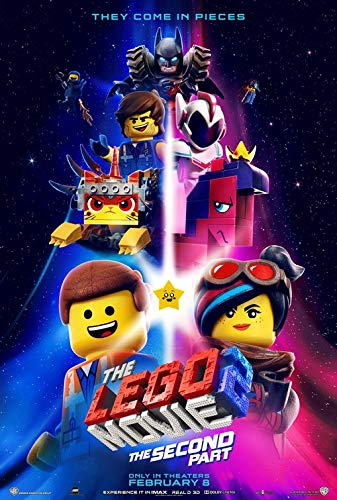 THE LEGO MOVIE 2 THE SECOND PART - 11.5