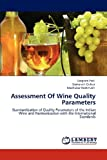 Assessment of Wine Quality Parameters, Sangram Patil and Dasharath Oulkar, 3844388850