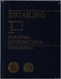 aisc detailing manual
