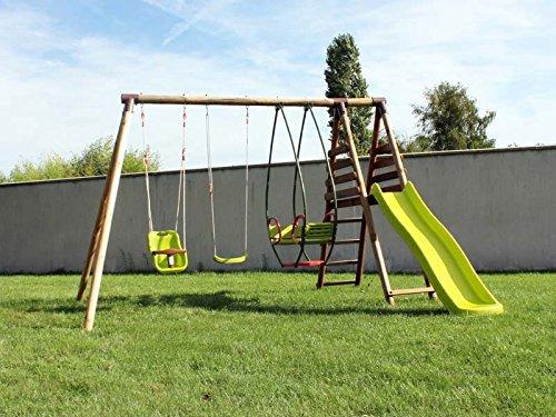 conseils pour choisir un portique avec toboggan meilleur trampoline. Black Bedroom Furniture Sets. Home Design Ideas